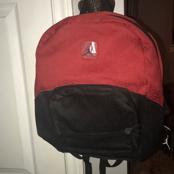 5b858beb59 New with tag Jordan backpack